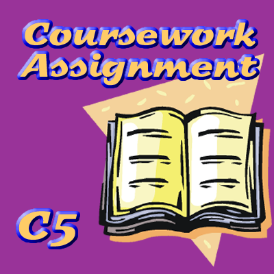 Coursework assigment